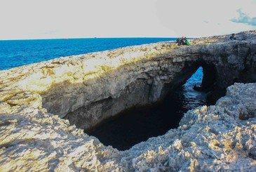 Coral Cave, Malta