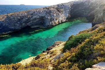 Hondoq Ir-Rummien, Gozo