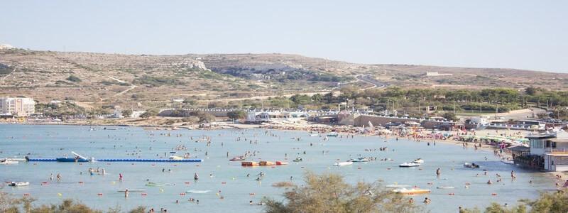Mellieha, Norte de Malta